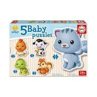 Educa - Puzzle Baby 5.1