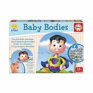 Educa - Puzzle Baby Bodies
