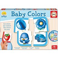 Educa - Puzzle Baby Colors