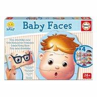 Educa - Puzzle Baby Faces