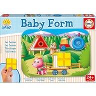 Educa - Puzzle Baby Form