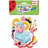 Roter Kafer - Puzzle Bebe Animale de la Ferma, 16 piese  RK6010-03