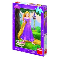 Dino Toys - Puzzle Brave Rapunzel 24 piese