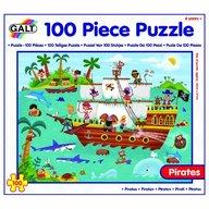Galt - Puzzle Calatoria piratilor 100 piese