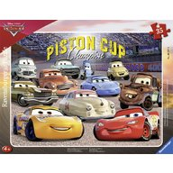 Ravensburger - Puzzle Cars 3, 35 piese