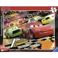 Ravensburger - Puzzle Cars, 36 piese