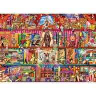 Ravensburger - Puzzle animale Cel mai mare spectacol Puzzle Adulti, piese 1000