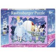 Ravensburger - Puzzle Cenusareasa, 100 piese