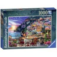 Ravensburger - Puzzle Cina in Positano, 1000 piese