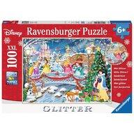 Ravensburger - Puzzle Craciunul Printeselor Disney