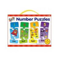 Galt - Puzzle cu numere 3 piese