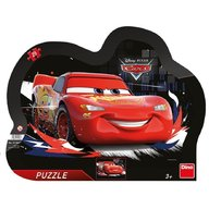 Dino Toys - Puzzle cu rama Cars 25 piese