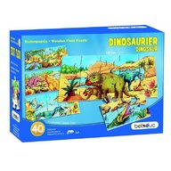 Beleduc - Puzzle de podea Dino