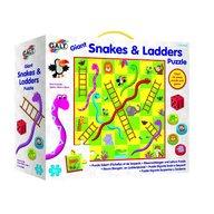 Galt - Puzzle de podea & joc Serpi si scari