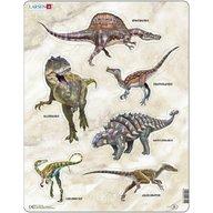 Larsen - Puzzle Dinozauri 30 Piese