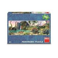 Dino - Puzzle animale zauri langa lac Puzzle Copii, piese 150