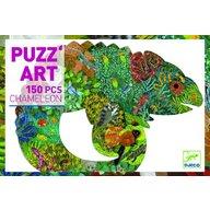 Djeco - Puzzle Cameleon