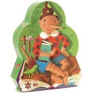 Djeco - Puzzle Pinocchio