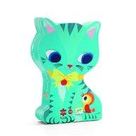 Djeco - Puzzle Pisici jucause