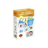 Alexander Toys - Puzzle educativ Unde este mami? , Puzzle Copii, piese 48