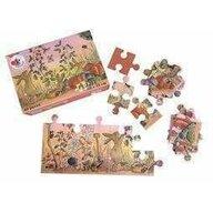 Egmont toys - Puzzle peisaje Gradina , Puzzle Copii, piese 40