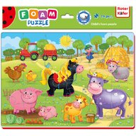 Roter Kafer - Puzzle Ferma 24 piese  RK1201-05