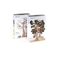 Londji - Puzzle animale Copacul meu , Puzzle Copii , Gigant, piese 50