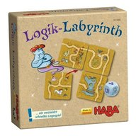 Haba - Puzzle, Labirintul magic, 6 luni+