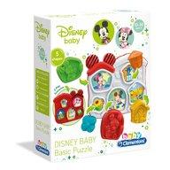 Clementoni - Puzzle interactiv Disney Baby
