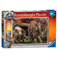 Ravensburger - Puzzle Jurassic World, 100 piese