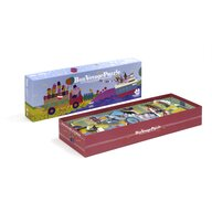 Londji - Puzzle educativ Calatorie placuta in fiecare anotimp , Puzzle Copii, piese 22