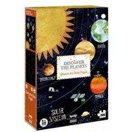 Londji - Puzzle educativ Descopera cosmosul , Puzzle Copii, piese 200