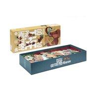 Londji - Puzzle educativ Preistoria , Puzzle Copii, piese 100