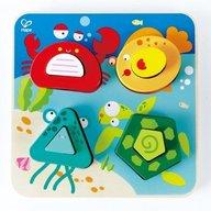Hape - Puzzle Lumea apelor