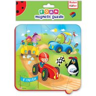 Roter Kafer - Puzzle magnetic Cursa  RK5010-02