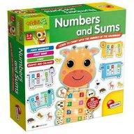 LISCIANI - Puzzle matematic - Animalutele din savana