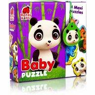 Roter Kafer - Puzzle Maxi Bebelusi Animale de la Zoo
