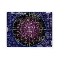 Larsen - Puzzle maxi Constelatii  orientare tip vedere  70 de piese