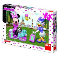 Dino Toys - Puzzle Minnie si Daisy 24 piese