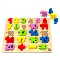 Puzzle - Numere - HAPE