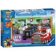 Ravensburger - Puzzle Patrula catelusilor, 35 piese