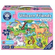 Orchard Toys - Puzzle Prietenii Unicornului