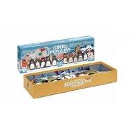 Londji - Puzzle animale 1 2 3..10 pinguini , Puzzle Copii , Progresiv, piese 55