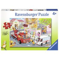 Ravensburger - Puzzle Salvarea, 60 piese