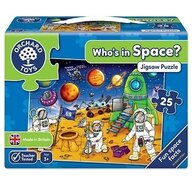 Orchard Toys - Puzzle Spatiul cosmic, 25 piese