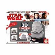 Educa - Puzzle Star Wars Stormtrooper 3D