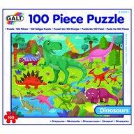 Galt - Puzzle Taramul Dinozaurilor 100 piese