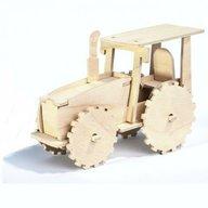 Pebaro - Puzzle tractor 3D