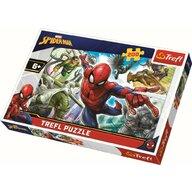 Trefl - Puzzle personaje Nascut supererou , Puzzle Copii, piese 200
