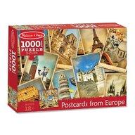 Melissa & Doug Puzzle Vederi Din Europa